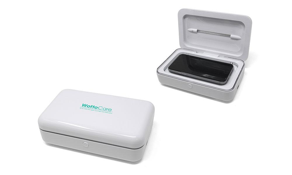 Caja Esterilizadora Antibacterial Portátil